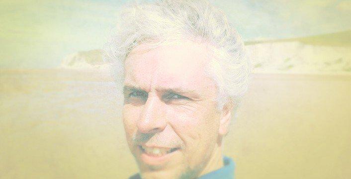 Zelfportret Jeroen Berendsen.