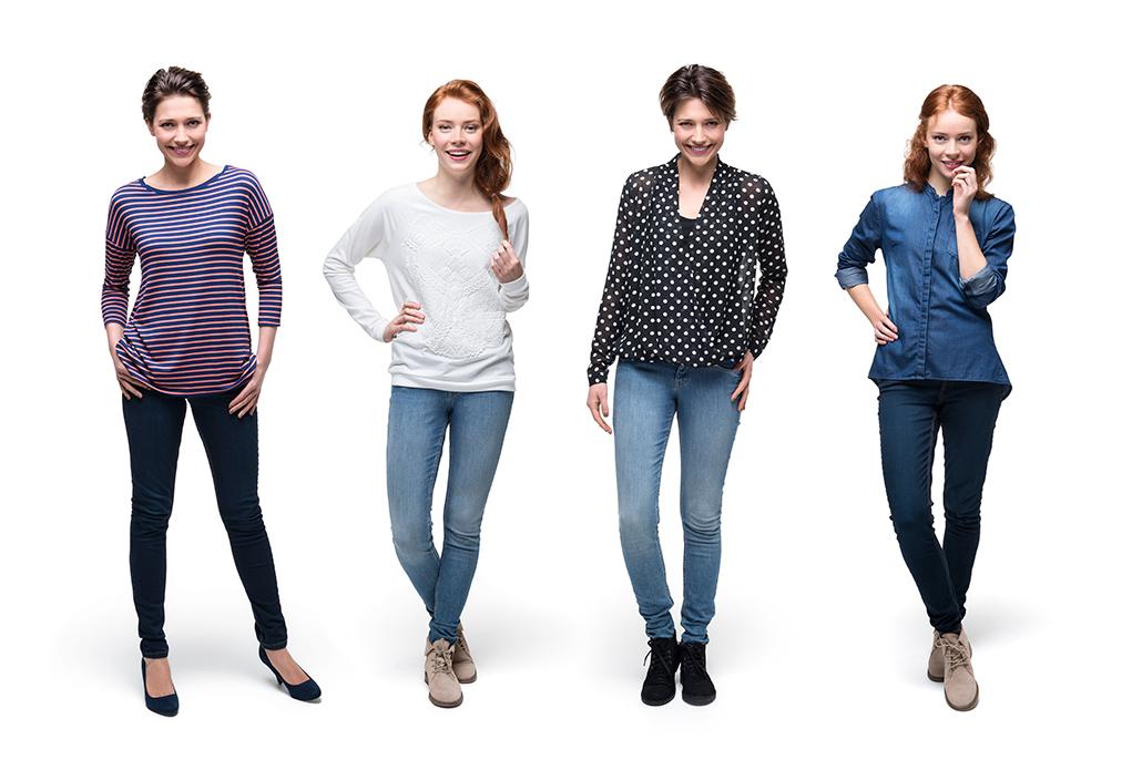 HEMA mode beeldretouche door Berebeeld digitale beeldbewerking