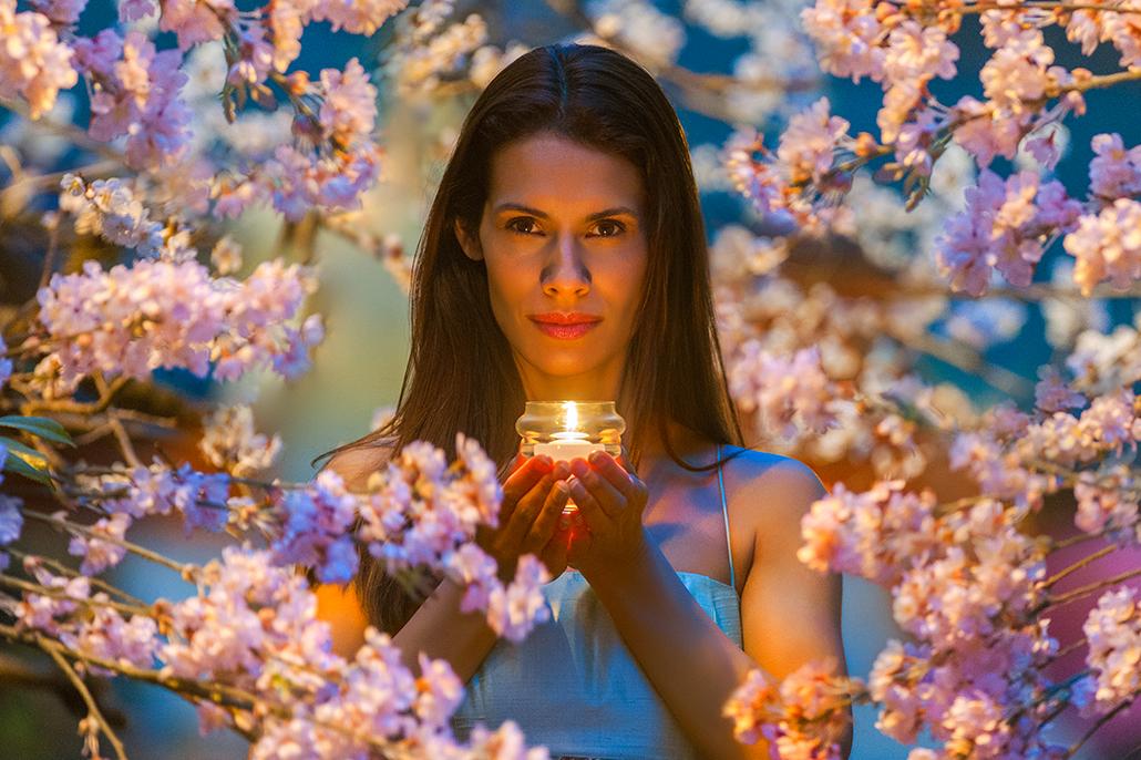 Dit mooie beeld van Rituals is bewerkt door Berebeeld digitale beeldbewerking