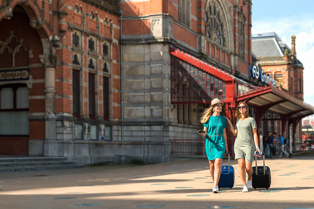 Beeldbewerking voor Vulkers Fotografie door Berebeeld van campagnebeelden t.b.v. Unigarant Verzekeringen