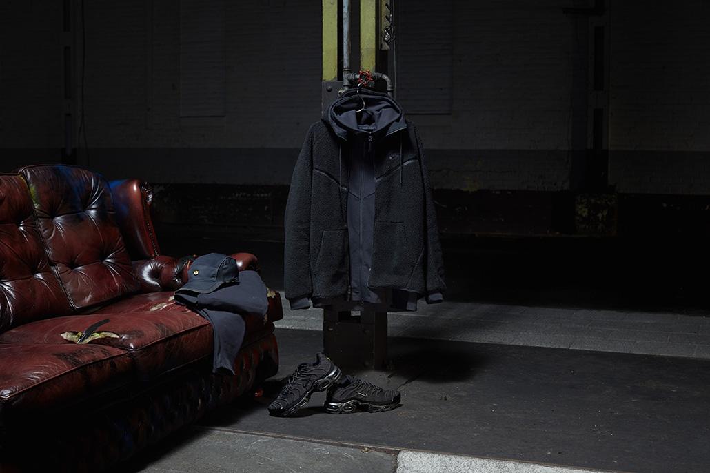 Post-production voor Dolores_|Foot Locker door Berebeeld.